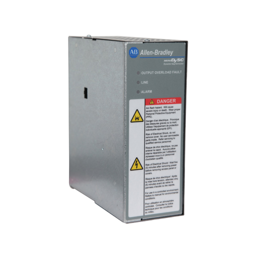 MiniDySC - Single-Phase Voltage Sag Correction, 6 A, 120 VAC, Single Phase, L-N, Standard, None