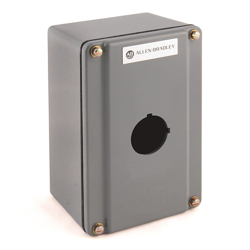 800T Assembled Station Surface Mount, One Push Button