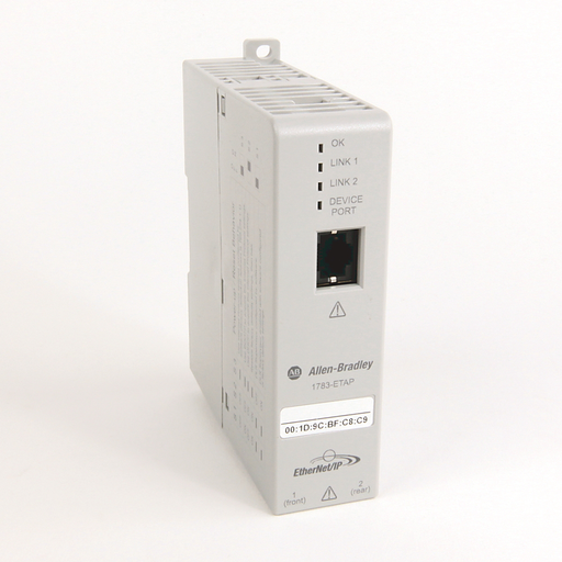 Networks and Communication Products, EtherNet/IP Tap3 copper ports