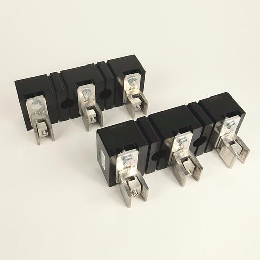 Fuse Block, Class H, 101-200A, 3 Poles