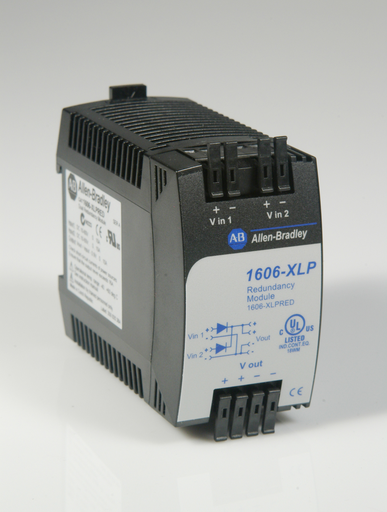 1606-XLPRED: Compact Redundancy Module, 384 W, 12-48V DC Input Voltage