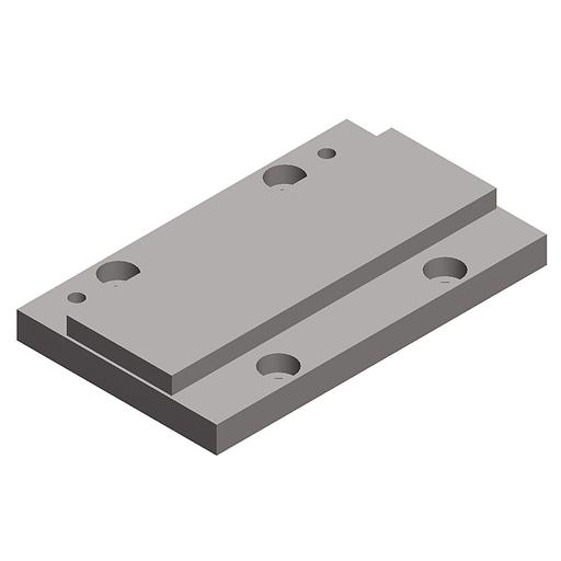 LDC-Series Linear Servomotor Mag Plate - Ldc-M050100