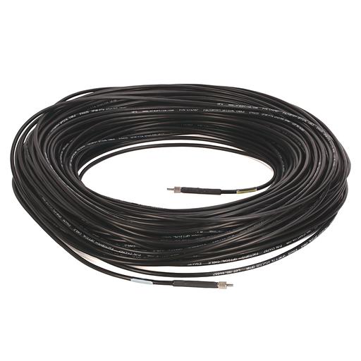 Sercos Fiber Cable,CONN,Standard PVC Jacket,GLASS,100.0M.