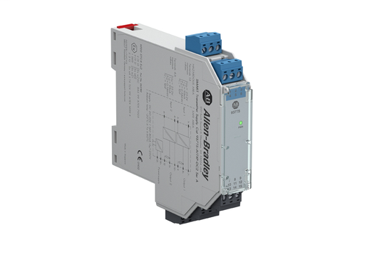 937 Isolated Barrier, 20mm Module (Standard Density), Analog In I/O Type, (SMART) Transmitter, Power Supply, 24V DC, Dual Channel