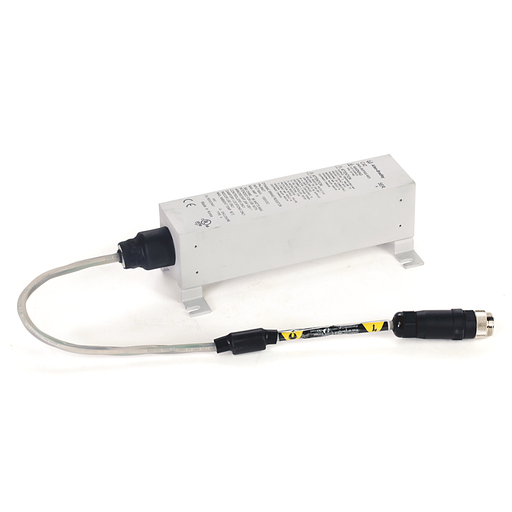IP67 Dynamic Brake Resistor, 360 Ohm Resistance, 0.5 meter cable