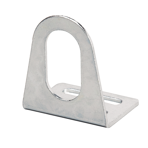 Right Angle Mounting Bracket, Stainless Steel, 18mm Diameter
