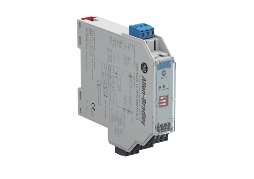 937 Isolated Barrier, 20mm Module (Standard Density), Digital In I/O Type, Switch Amplifier with Relay Output, Splitter, 230V AC, Single Channel
