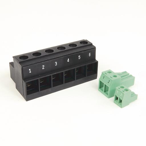 Connecter Spare Parts Set (45kW), 230/460v Converter
