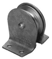 Lifeline Outside Corner Pulley