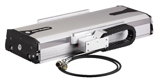 MP-Series Integrated Linear Stage-Type Actuator, Frame Size 9 = 250 mm (9.8 in) base width, 460V ac, Direct Drive, 680 mm Stroke Length, 5 micron resolution incremental magnetic linear encoder, Linear motor (direct drive only), Covered with strip seals (I