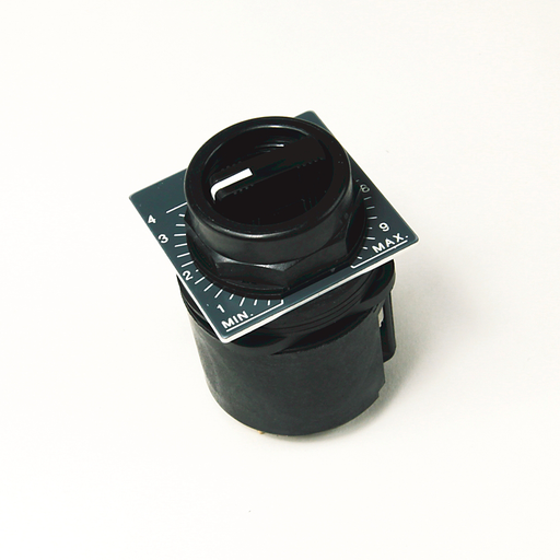 30.5mm Type 4/4X Potentiometer Unit, Without Resistive Element