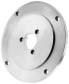 Mounting Plate, Integral Coupling Flange for Size 20/25 Face Mount, High Performance (845D, G, H, K, T)