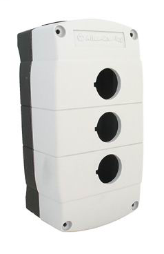 800F Enclosures, 2 Hole Enclosure, Metal, With base Mount Adapter, Knockout Type- PG