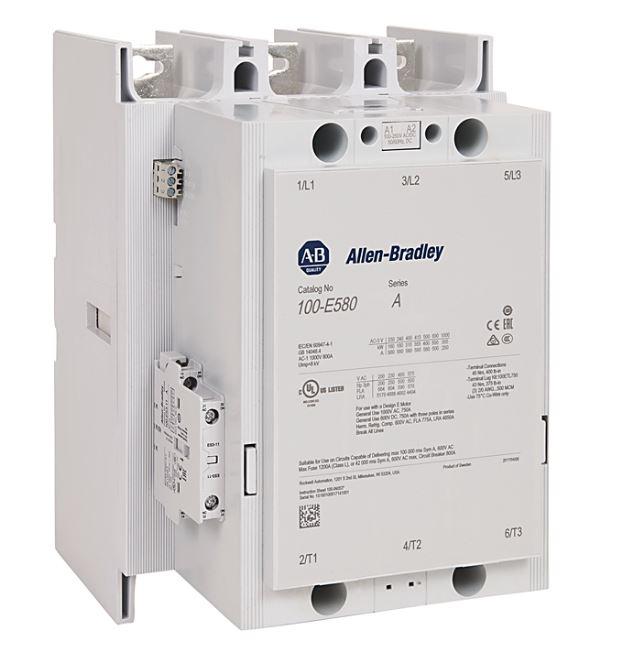 A-B 100-E580ED11 IEC 580 A Contacto