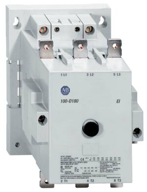Allen Bradley 100-D115H11 115 Amp MCS D IEC Contactor