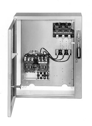 506-AAB-24R - 506 NEMA Combination Reversing Starter, Disconnect Type