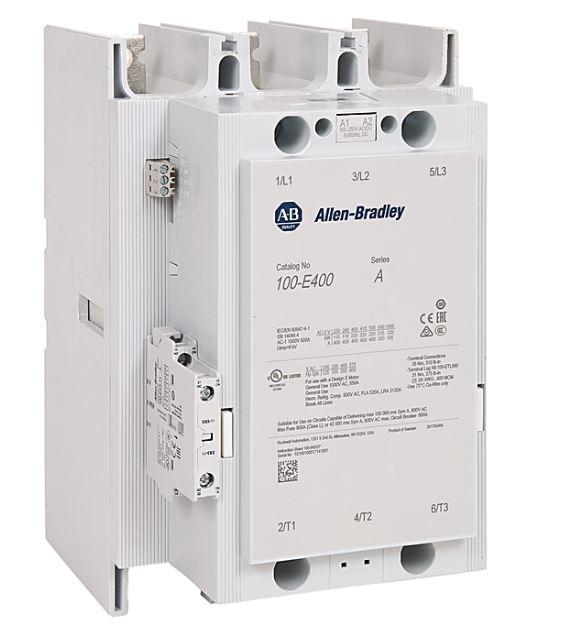 A-B 100-E400ED11 IEC 400 A Contacto