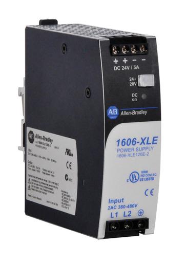 1606-XLE120E-2 - 1606 Power Supplies