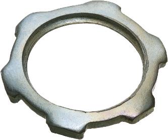 """ARL 403 1"""" STEEL LOCKNUT"""