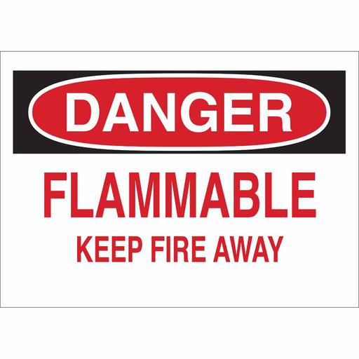 BRA 86034 FIRE SIGN