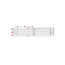 BRADY HSCPS-1.9-5008-WT Marker,Dot