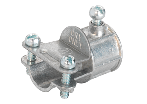 BRID 280-DC 1/2EMT-3/8FLEX CPLG