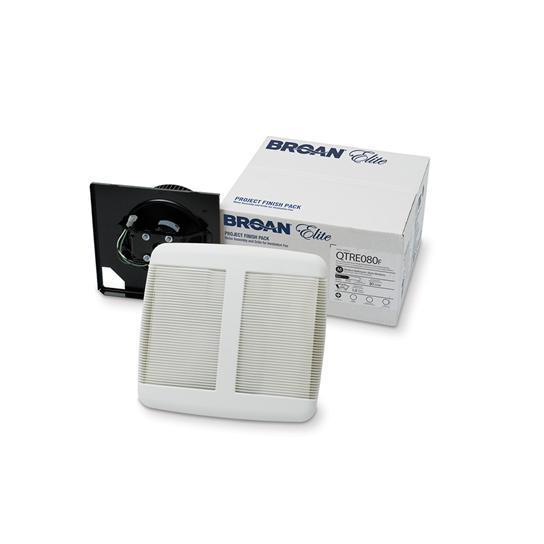 Broan QTRE110F 1-Pack Project Finish Kit for Model 110 CFM Fan