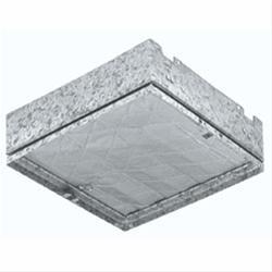 Broan RD1 UL Rated 3-Hour Ceiling Radiation/Fire Damper for 100/150/200/250/300 CFM Ceiling Mount Models