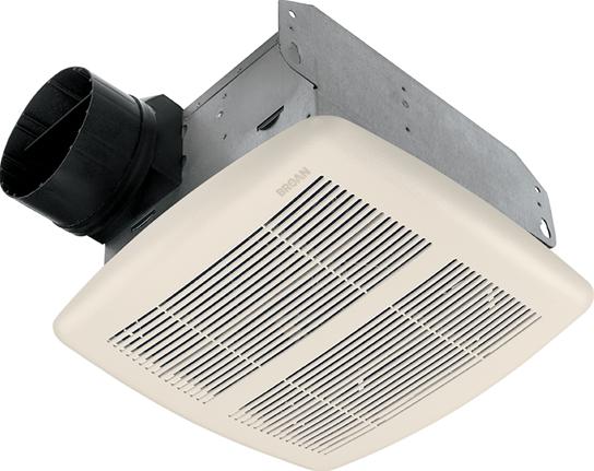 Broan 784 80 CFM Energy Star Qualified Ventilation Fan