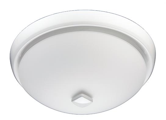 Broan 778WH 0.5 Amp 120 Volt 25.4 W 80 CFM 2 Sones 13-1/8 Inch White Grill Ventilation Fan