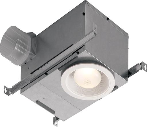 70 CFM Recessed Fan/Light