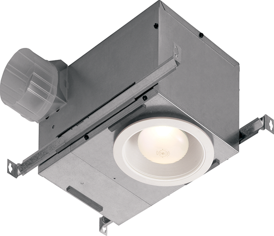 broan bathroom light fan combo broan 744 22813