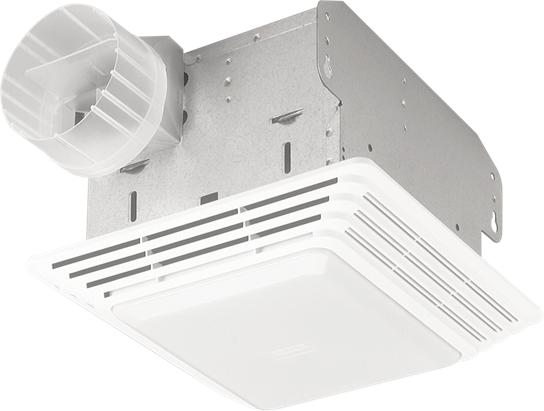 Broan HD50L Bath Fan and Fan Light