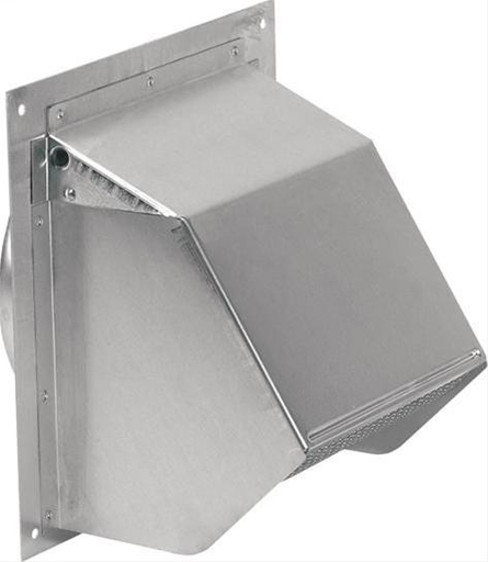 "BRO 641 WALL CAP FOR 6"" DUCT"