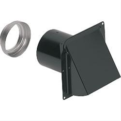 NUT 885BL DUCT WALL CAP