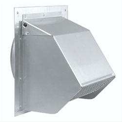 BROAN 641FA Aluminum Fresh Air Inle