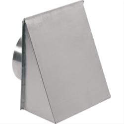 """BRO 643 WALL CAP FOR 8"""" DUCT"""