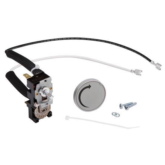 Broan 90 12.5 Amp 120/240 VAC 40 to 130 Degrees F Bi-Metallic Thermostat Kit