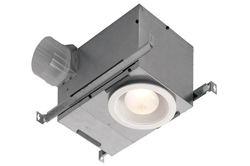 NUT 744NT 70 CFM RECESSED FAN LIGHT
