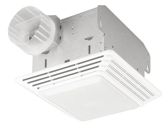 NUTONE HD80LNT Fan/Light,Nutone,HEA