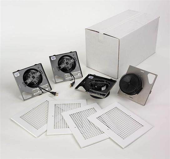 NUTONE HD50RDB Finish Pack. 50 CFM,