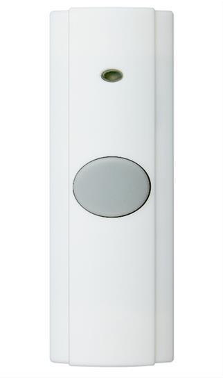 BROAN PB82WH NuTone Wireless Pushbu