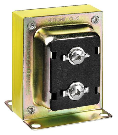 BRO C905 16V CHIME TRANSFORMER REPLACES 201T & 320T