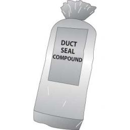 CULLY 14300 1lb Duct Sealing Compound