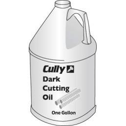 CULLY 96035 Dark Cutting Oil, 1-Gal