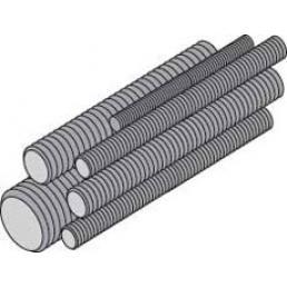 CULLY 59808 1/2-13 x 10' Threaded Rod (per Piece)