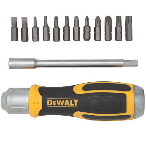 TRU DEWALT DWHT69233 RATCHETING SCREW DRI