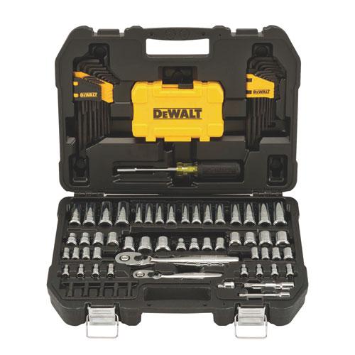 DEWALT 108 Piece Mechanics Tools Set