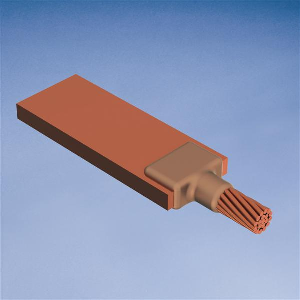 Erico LAC2QEE 4/0 AWG Cable to Lug/Busbar
