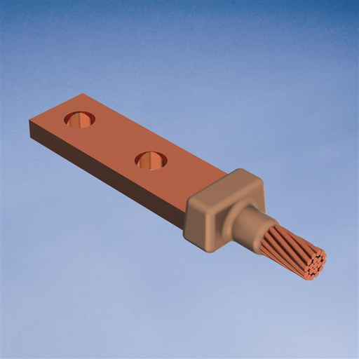 CAD GLCCE1T MOLD,CABLE TO LUG,HORZ SPLICE